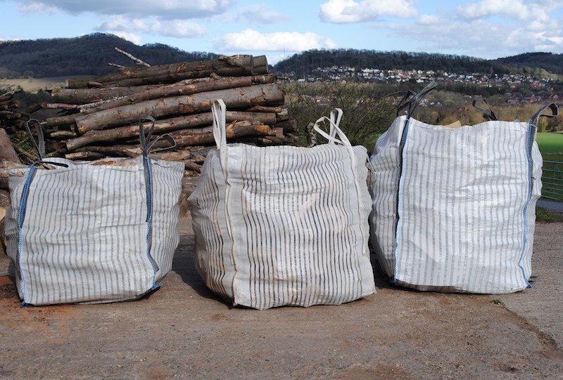 bags-of-dried-wood-herefordshire