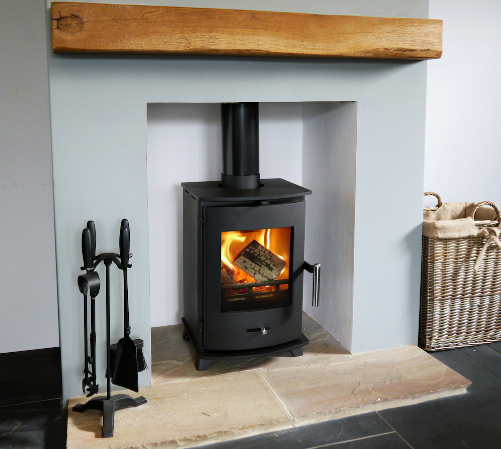 Wood Burning Stoves Clover Logs